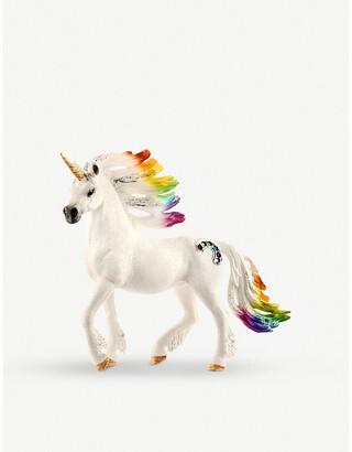 Selfridges Balaya Rainbow Unicorn stallion toy
