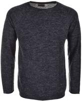 Nudie Jeans Vladimir Knit Jumper Navy