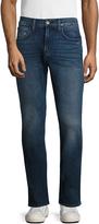 Hudson Men's Byron Whiskered Straight Jeans