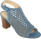 Liz Claiborne Gemma Womens Heeled Sandals