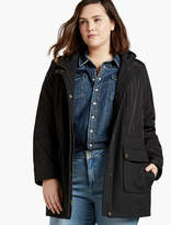 Lucky Brand Charcoal Coat