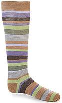 Daniel Cremieux Multi Stripe Over-the-Calf Dress Socks