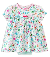Kate Spade Girls' Floral Bodysuit Dress - Baby