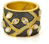 Freida Rothman Fleur Bloom Petal Band Ring