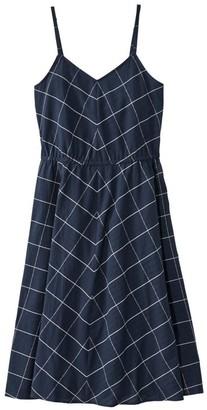 L.L. Bean Women's Signature Strappy Seersucker Dress