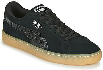 wholesale dealer c5cfe dbea7 SUEDE CLASSIC BUBBLE W'S women's Shoes (Trainers) in Blue