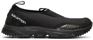 Salomon Black Limited Edition RX Snow Moc ADV Sneakers