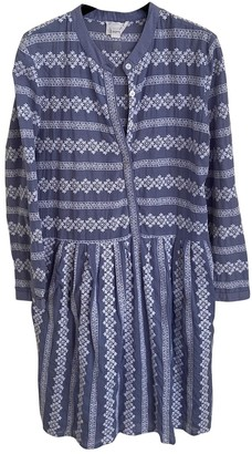 Band Of Outsiders Navy Cotton Dress for Women
