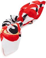 Isolda Printed Hair Tie