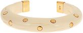 Aurelie Bidermann Caftan Moon gold-plated studded cuff
