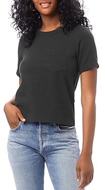 Alternative Cotton Cropped Tee - 100% Exclusive