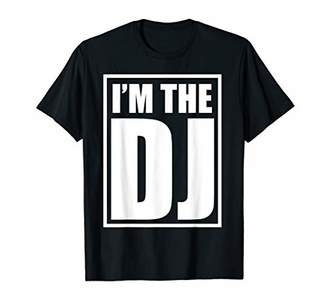 Jockey I'm The DJ Clubbing Disc T-Shirt
