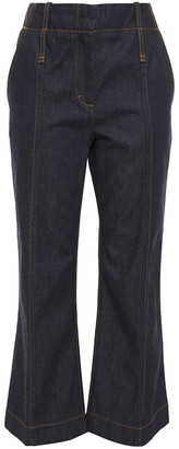 Tory Burch Mid-rise Kick-flare Jeans