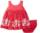 Tea Collection Pantheon Sleeveless Dress (Baby Girls)