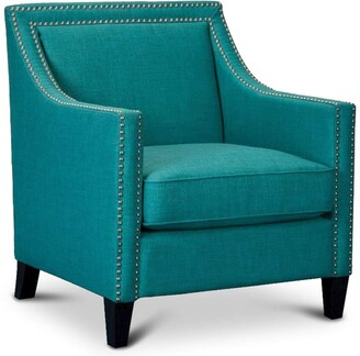 Apt2B Elsinore Accent Chair TEAL