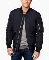 Vince Camuto Men's Lined Bomber Jacket