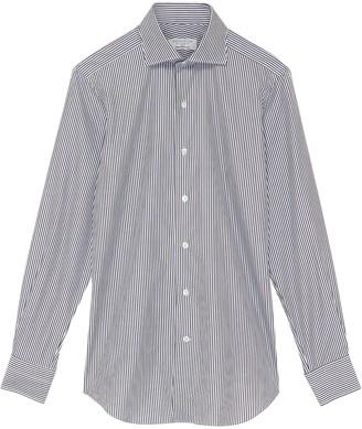 TOMORROWLAND Pinstripe button-up shirt