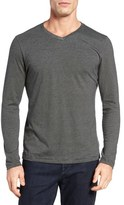 Robert Barakett 'Royce' Pima Cotton V-Neck T-Shirt