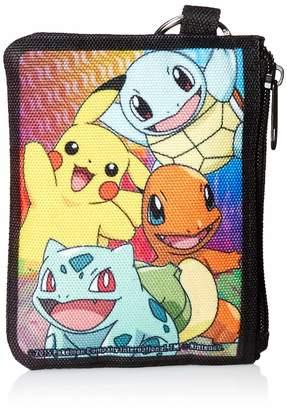 Pokemon Buckle Down Buckle-Down Canvas Coin Purse