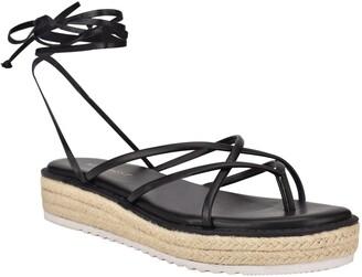 Nine West Candid Platform Sandal