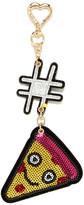 Betsey Johnson # Rebus Dangle Keychain
