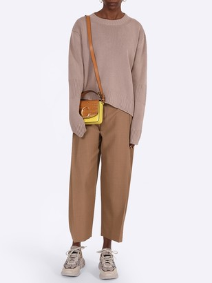Bottega Veneta Beige Slit Sweater