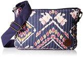 Roxy Map Maker Messenger Shoulder Bag