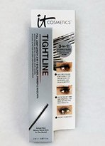 It Cosmetics Tightline® Full Lash Length 3-in-1 Eyeliner, Mascara, and Primer Black 0.067oz/2ml Travel Size