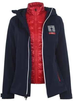 North Sails 36TH Americas Cup Presented by Prada Newport Jacket