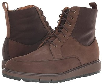 Swims Motion Country Boot (Brown/Olive) Men's Boots