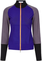 Monreal Multi Perforated Sports Zip Up Jacket