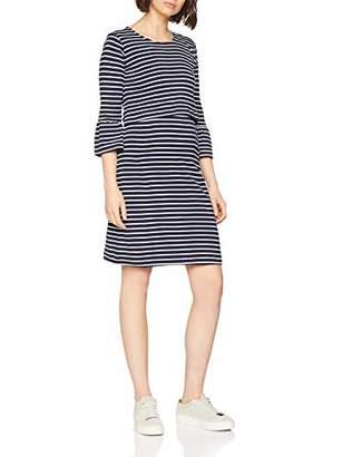 Esprit Women's Dress Nursing 3/4 sl yd,(Size of : XL)