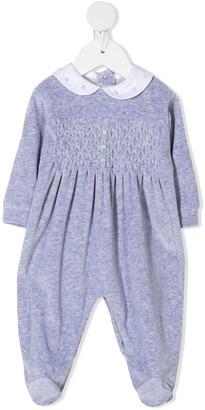 Siola Crochet Detailing Pyjamas