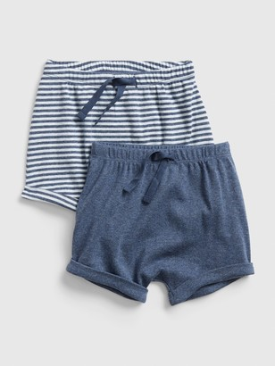 Gap Baby First Favorite Shorts (2-Pack)