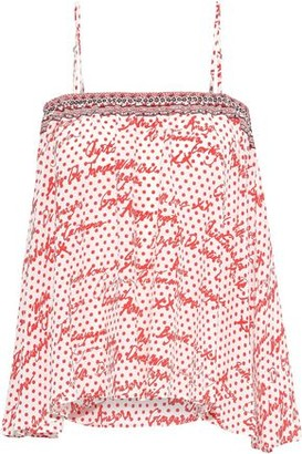 Camilla Connect The Dots Crystal-embellished Printed Silk Crepe De Chine Camisole