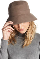 Eric Javits Hillary Rabbit Fur Bucket Hat