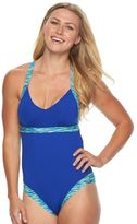 TYR Women's Space-Dye One-Piece Swimsuit
