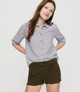LOFT Lou & Grey Break Up Chino Shorts