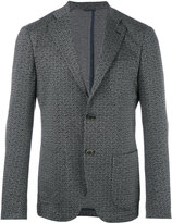Etro two button blazer - men - Silk/Cotton/Cupro - 46