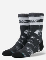Stance Fish Bones Boys Socks