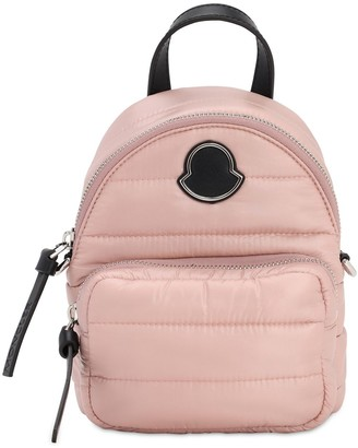 Moncler Small Kilia Quilted Nylon Bag