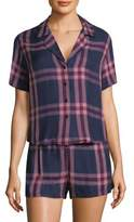Rails Plaid Pajama Set