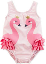 Carter's Flamingo Swimsuit, Baby Girls (0-24 months)