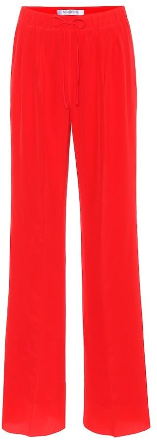 f93bb5362105 Max Mara Women's Wide Leg Pants - ShopStyle