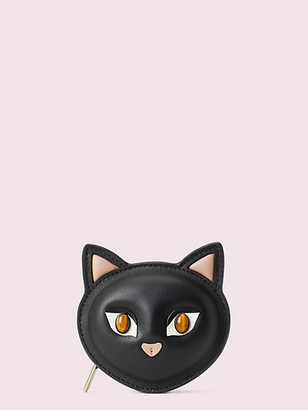 Kate Spade Meow Cat Coin Pouch