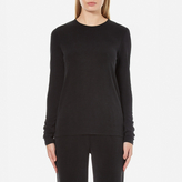 Samsoe & Samsoe Women's Shiga Long Sleeve Top Black
