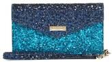 Kate Spade Women's Skyline Iphone 7 Case - Blue