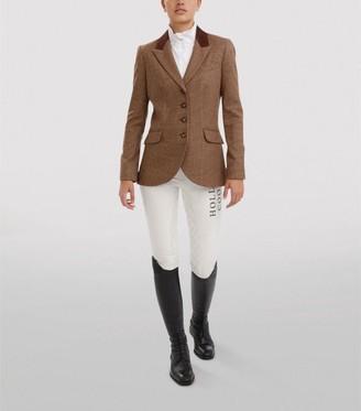 Holland Cooper Tweed Riding Jacket