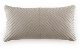 DwellStudio Dwell Studio Pleated Linen Oblong Decorative Pillow, 12 x 24
