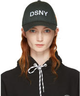 Heron Preston Green DSNY Edition Cap